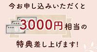 らでぃっしゅぼーやクーポン3,000円