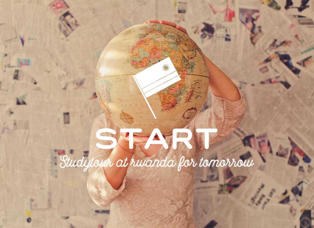 ルワンダ・スタディツアー「START」