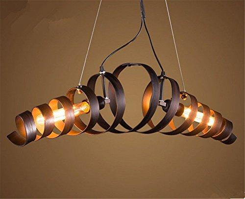 Retro Industry Design Pendelleuchte im LoftStyle Esszimmer Vintage Retro Hngeleuchte Lampe