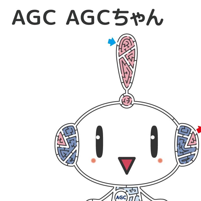 AGC AGCちゃんの迷路 アイキャッチ