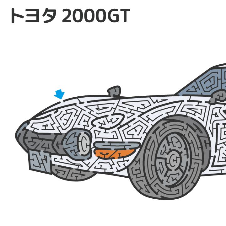トヨタ_2000GT アイキャッチ