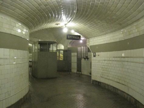 Metro de Chamberí
