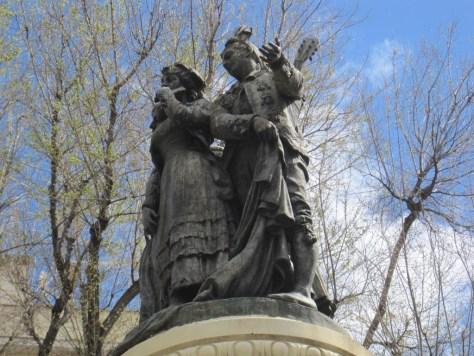 Monumento a los Saineteros