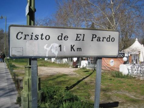 Convento Cristo de El Pardo