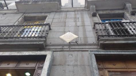 Calle Mayor 1. Gradas de San Felipe