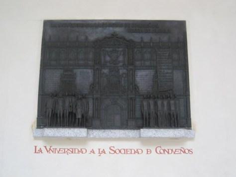 Alcalá de Henares. Universidad