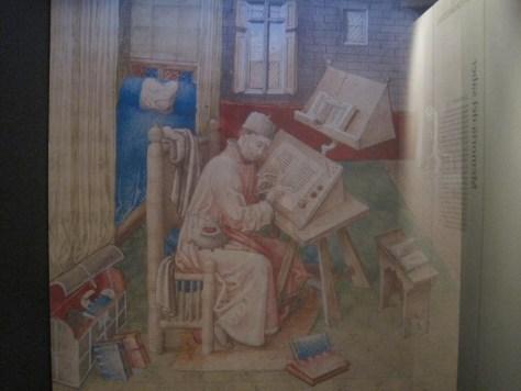 """Biblioteca Nacional. Exposición """"Beato. El misterio de los siete sellos"""""""