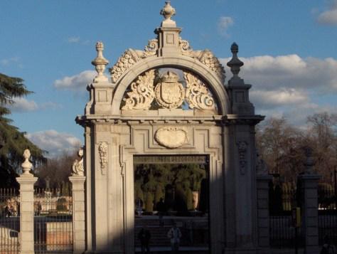 Las Puertas del Retiro