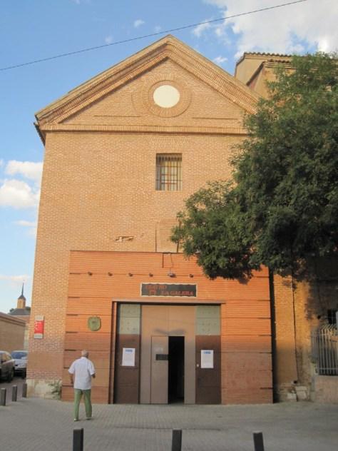 """""""La Galera"""", antigua cárcel en Alcalá de Henares"""