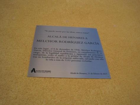Parador de Turismo de Alcalá de Henares, antigua Cárcel.