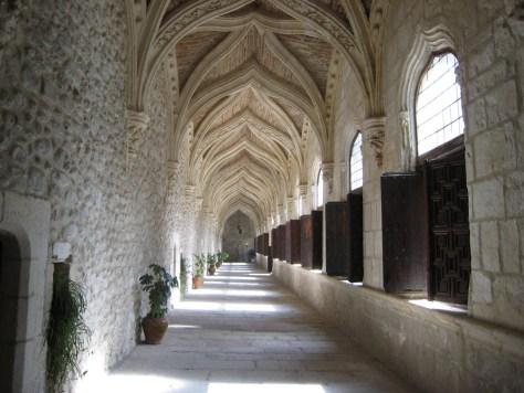 Vicente Carducho en El Monasterio de Santa María del Paular