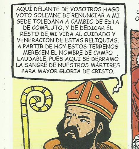 Santos Justo y Pastor Patronos de Alcalá de Henares
