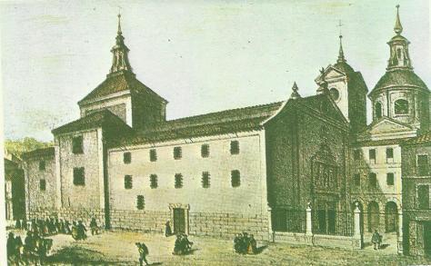 La Plaza de la Victoria en Alcalá de Henares