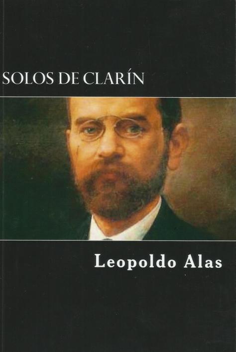"Leopoldo Alas ""Clarin"" en Madrid"