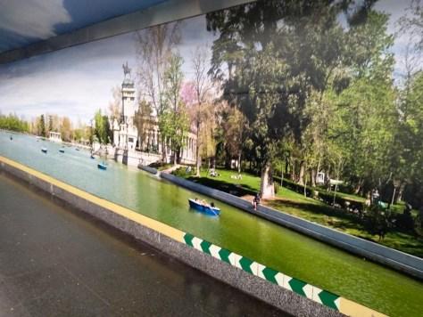 Metro de Madrid sorprende