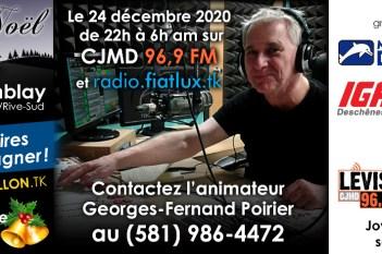 Bandeau Journal de Québec (¼ page)