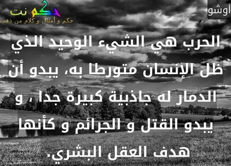 حكم و أقوال عن الحرب 250 مقولة عن الحرب حكم نت