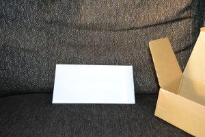 UQmobileの封筒