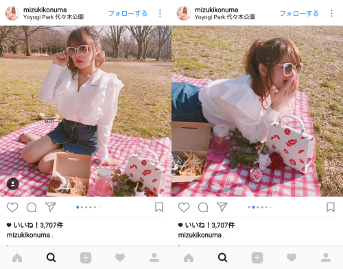 Instagram複数画像10