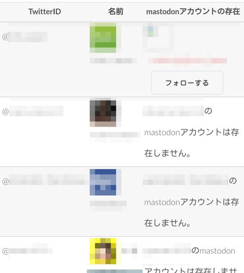 マストドンTwitter検索06