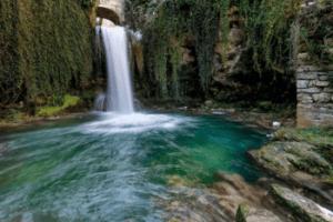 soñar con cascadas
