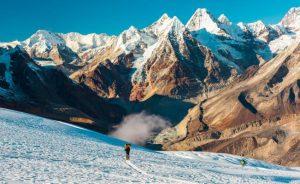 soñar con el monte everest