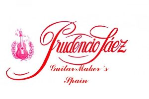 Logotipo de la marca de guitarras Prudencio saez