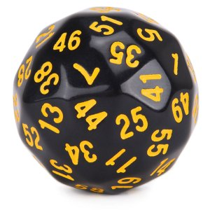 D60 Yellow Numbers