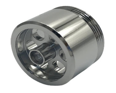 Cnc Stainless Steel Aluminum Copper Titanium Machining