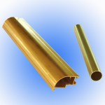 Aluminium Extruderede profiler 26