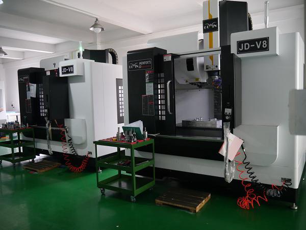 CNC Bearbejdningscenter