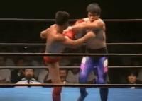 第3戦目 プロレス 新生UWF 1989.09.07 長野市運動公園総合体育館 VS宮戸成夫