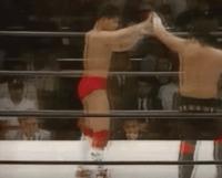 30戦目  田村潔司vs中野龍雄  Uインター プロレス  1993年7月18日両国国技館