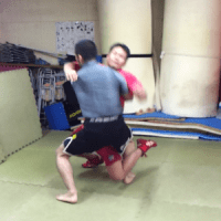 【田村潔司格闘技を習おう】見て覚えるテイクダウン 総合格闘技編・大内刈り