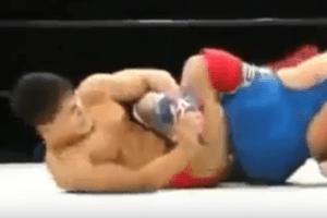 第33戦目 田村潔司vsデニスカズラスキー Uインター プロレス  1993年12月5日神宮球場