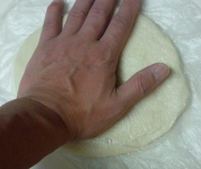 【田村潔司】超簡単・小麦粉から作る手打ちうどんの作り方【俺流】
