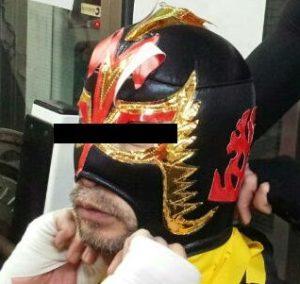 BNDIさんメキシコお土産「チョコレート&マスク」