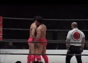 第52戦目 田村潔司vs桜庭和志 Uインター プロレス格闘技 1996年3月1日・日本武道館