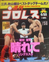 【田村潔司】晴れてリングス移籍(1996年)