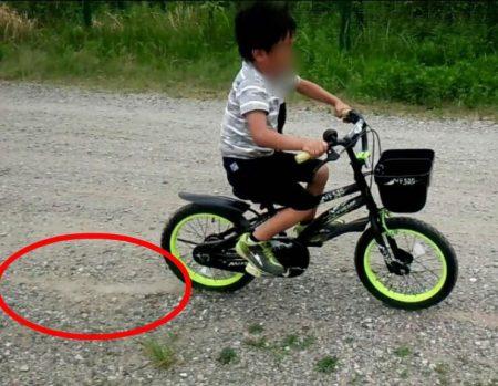 【田村潔司】補助助輪なし、子供が初めて自転車 練習(パート2)