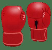 【知人より質問】ボクシングやってると、上腕二頭筋と三頭筋は強いんでしょうか?