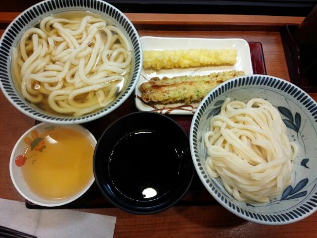 【孤高のグルメ】楽釜製麺④ 「かけうどん」&「ざるうどん」