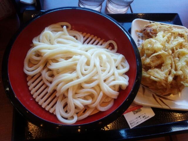 【孤高のグルメ】 丸亀製麺「かけうどん」