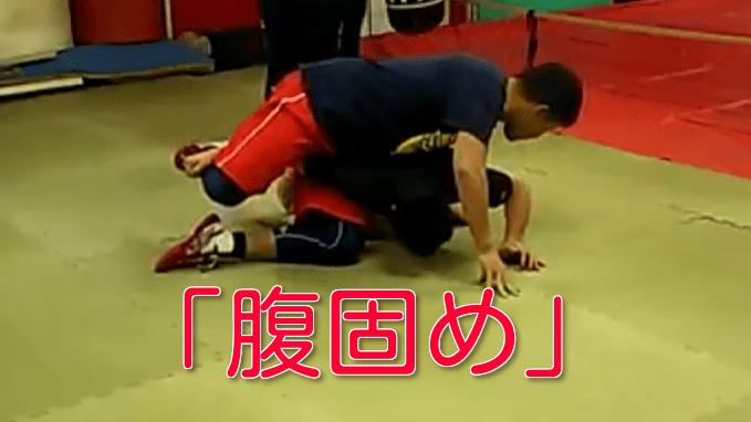 【関節技】腕を極める「腹固め」基本編・応用編