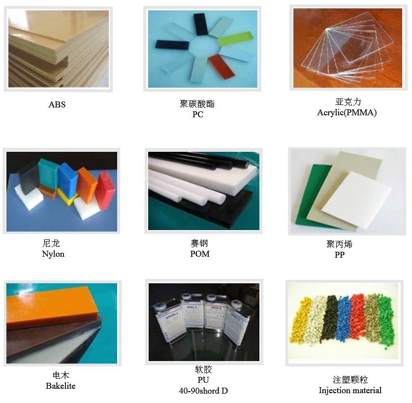 Plast materialer