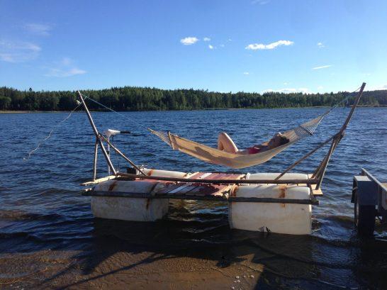 Relax raft