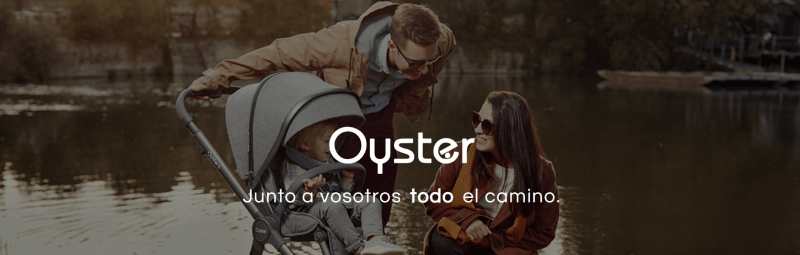 mejor carrito bebe oyster 3