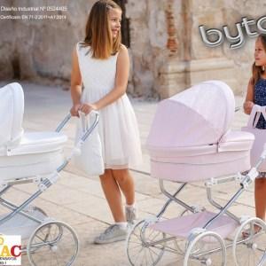 carrito cochecito muñecas elita bytax reborn
