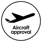 Testado para cumplir todos los estándares de seguridad de las sillas de automóvil y de los cochecitos y está homologado para viajar en avión