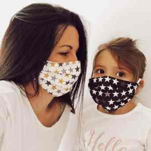 mascarillas higienicas transpirables niños